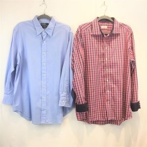 2 XXL Shirts ETON & POLO Ralph Lauren